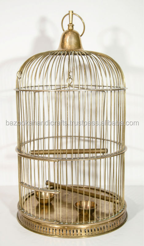 Decorative Metal Bird Cage.Golden Bird Cage Decorative Metal Bird Cage Antique Bird Cage View Handmade Bird Cages Bazooka Product Details From Bazooka Handicrafts On