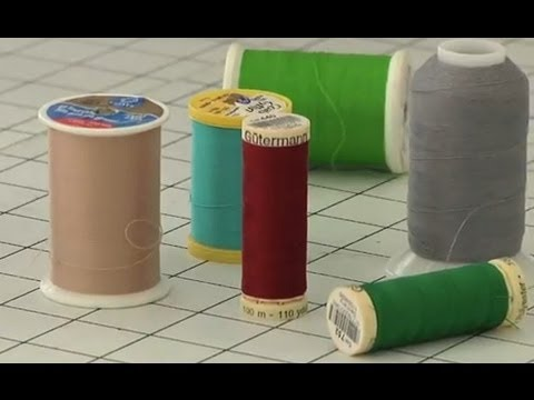 Types of Threads for Sewing