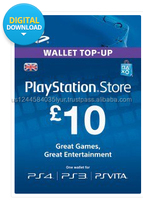 Sony PlayStation uk Store Gift Card 10 GBP
