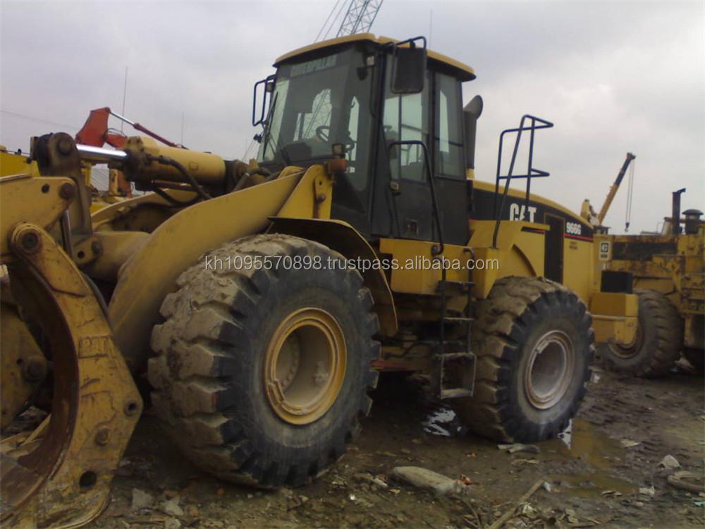 d33394c0b كاتربيلر الجرافة 966 جرام للبيع ، cat 966 لودر-رافعات مستعملة-معرف ...