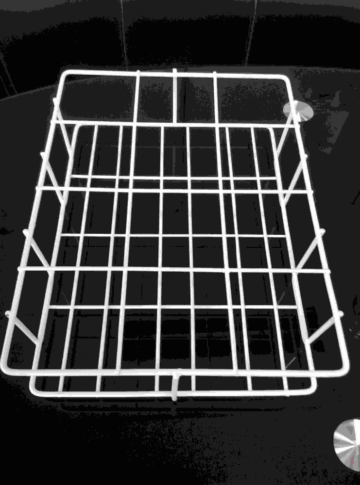 Epoxy Coated Steel Rack for Test Tube or Glass Bottles