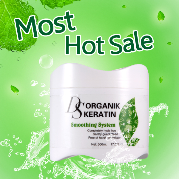 Hot product 2017 new technology keratin hair treatment cream make in usa