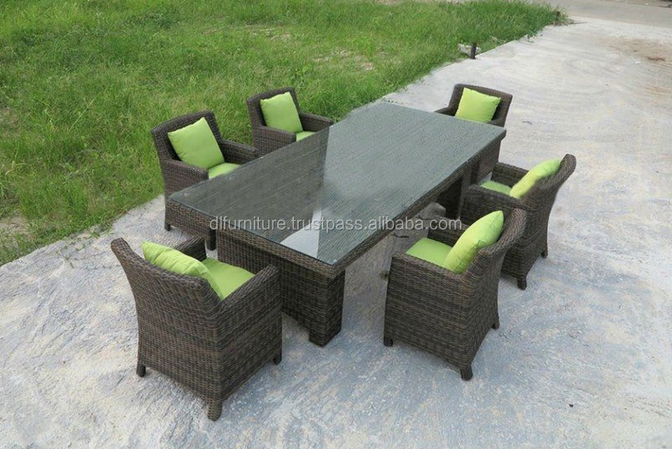 Product Poly Rattan Furniture/ Outdoor Furniture/ Wicker Poly Rattan Furniture and Rattan 187