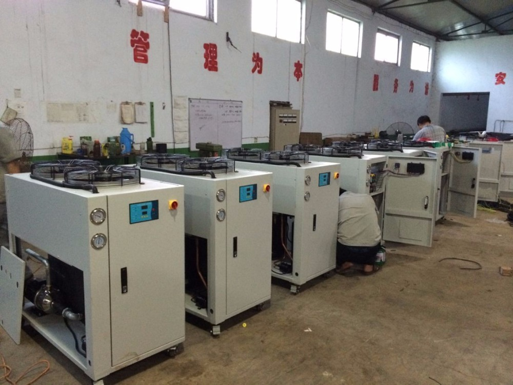 Water Cooler Chiller Free Cooling Chillers Units For Sale