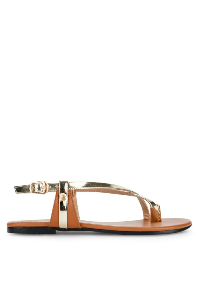 Strap Retail low Brown Shoes strap White Ankle with Women' X shoe MOQ USTwq5fS