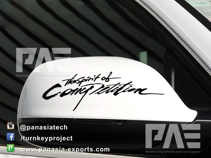 2015 new design customized car bumper sticker buy card bumper sticker product on alibaba com