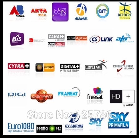 Cline for Europe main satelite platforms Stable server SKY UK ITALY GERMANY MOVISTAR+ SPAIN