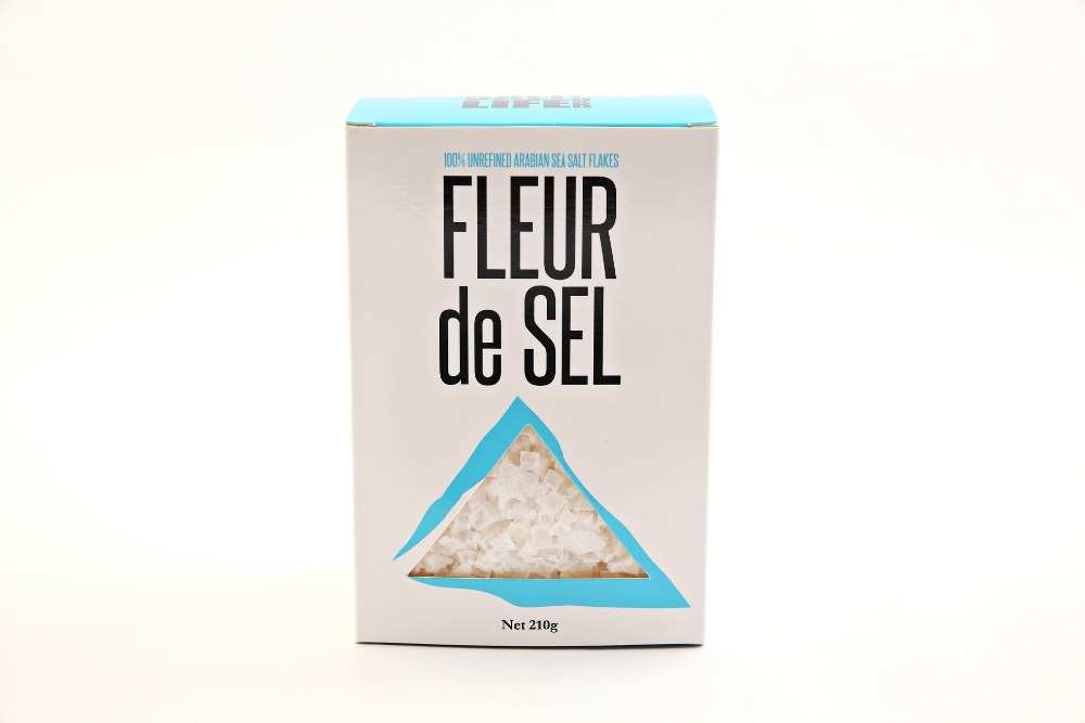 100% Arabian flake Sea salt