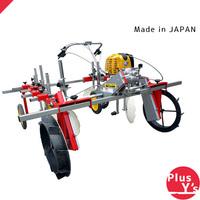 Plastic mulching laying machine plastic mulch film Made in Japan