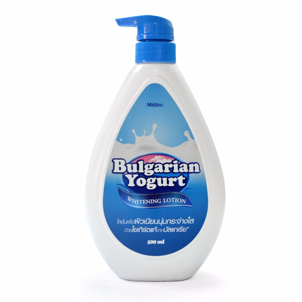 Bulgarian Yogurt Whitening Lotion 500ml