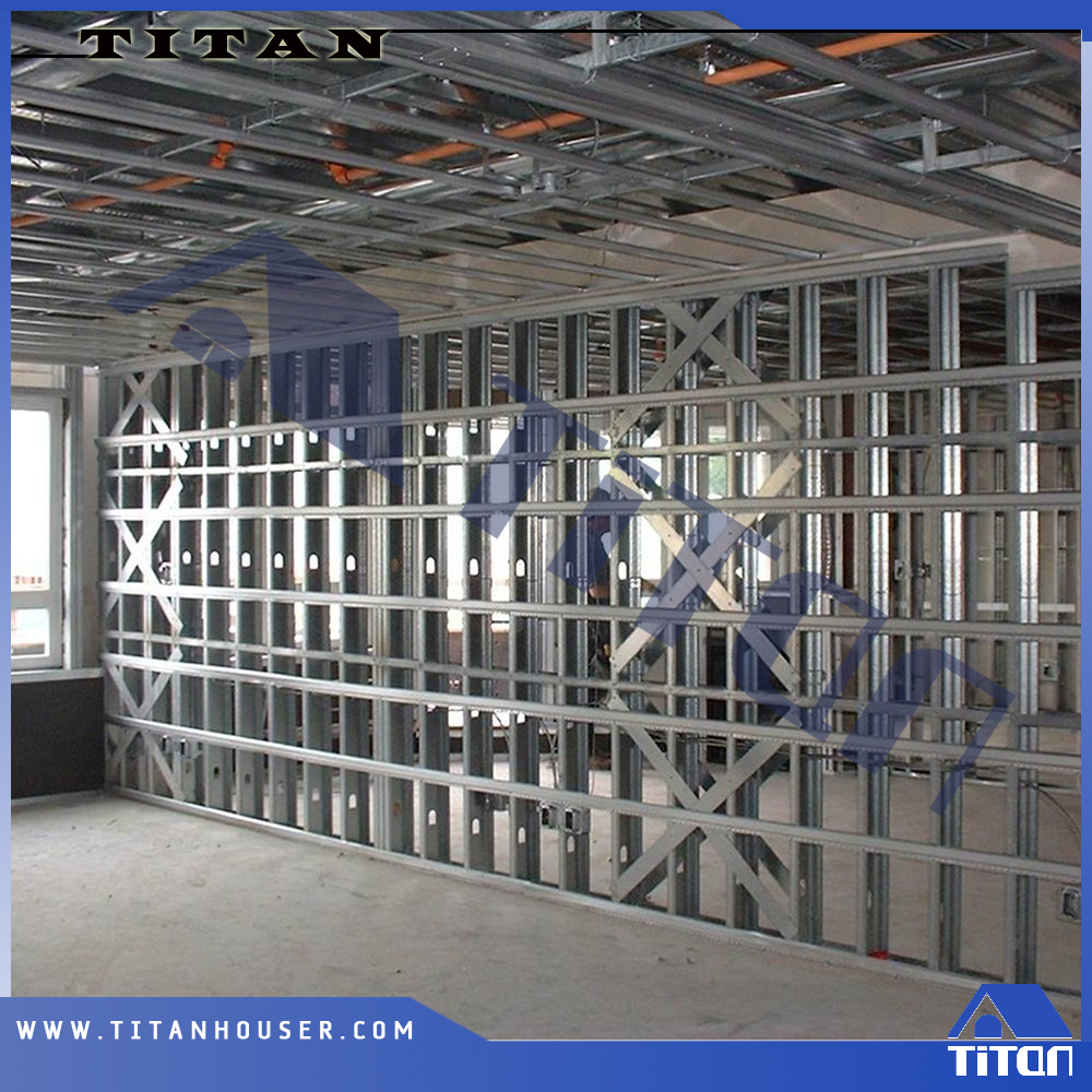 Cold Formed Steel Framing For Interior Wall Buy Cold