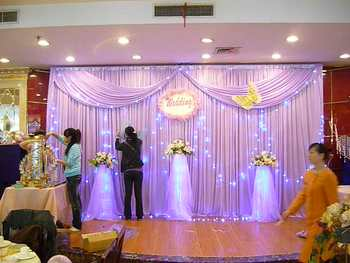 Diy Wedding Ceremony Backdrop Wedding Backdrop Design Sample - Buy ...