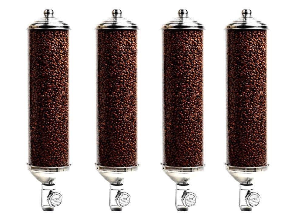 High Quality Best Wall Mounted Coffee Bean Dispensers