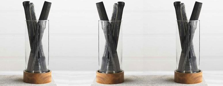Japanese Water - Purifying Charcoal Sticks