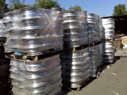 Aluminum Wheel Scrap / Aluminum Alloy Wheel Scrap