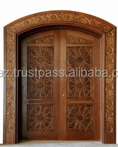 decorative front doors,interior solid wood double doors,solid teak