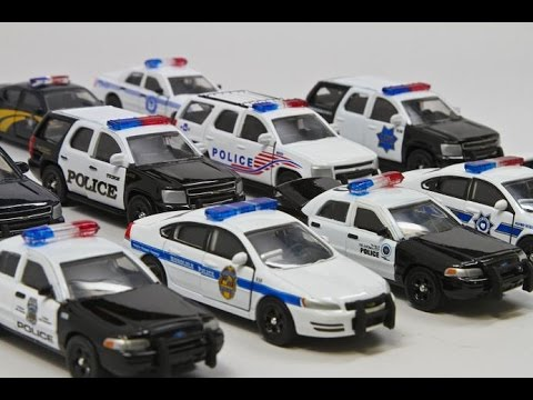 Police Car Patrolling Toys | Pink Pulling Car Toys For Children | 70 Mins Popular Toys Compilation