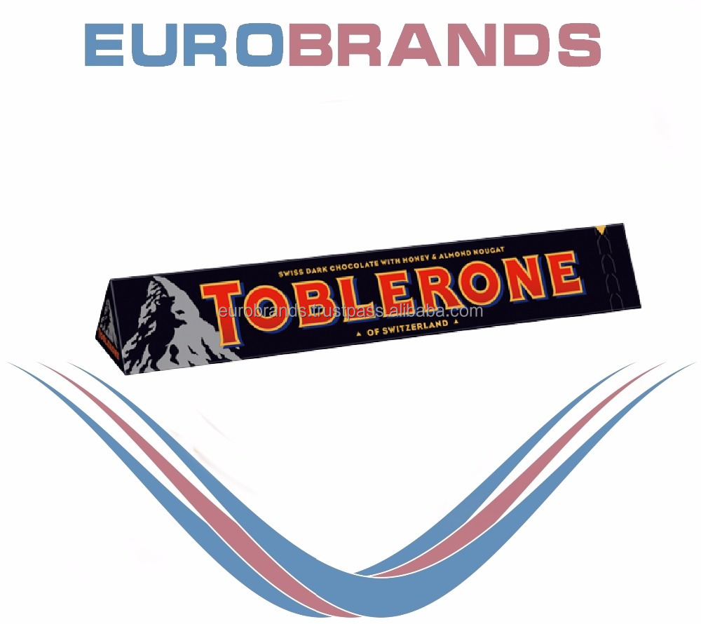 Toblerone 100g Dark Chocolate Buy Toblerone Dunkeltoblerone Bartoblerone Germany Product On Alibabacom