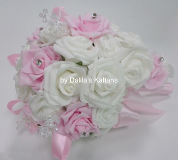 Wedding Foam Flower Bouquet