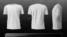 100%cotton cheap blank basic t-shirt, Bangladesh Factory Plain 100%Cotton T Shirts in Bulk Wholesale
