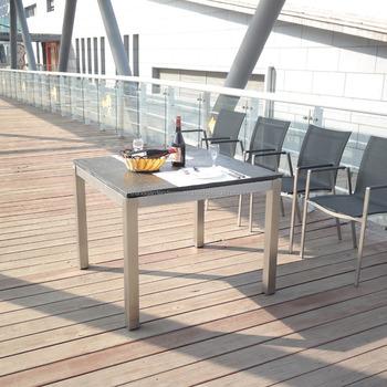Amazing Stainless Steel Outdoor Granite Table Garden Furniture Buy Canvas Chairs Outdoor Furniture Tubular Steel Outdoor Furniture Stainless Steel Teak Inzonedesignstudio Interior Chair Design Inzonedesignstudiocom