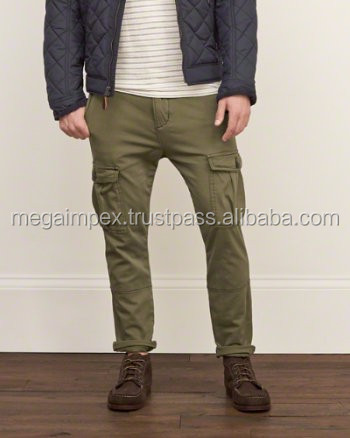 2017 New Fashionable Cargo Pants - Men's Cargo Pocket Work Pants ...