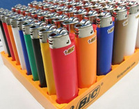 Disposable Big Bic Lighters J5 /j6 /j23 /j25/j26 Maxi And Mini ...