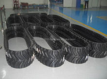 rubber track 620x90.6x64 Hagglunds BV 206 Road Wheel/BV 206/BV206 drive wheel