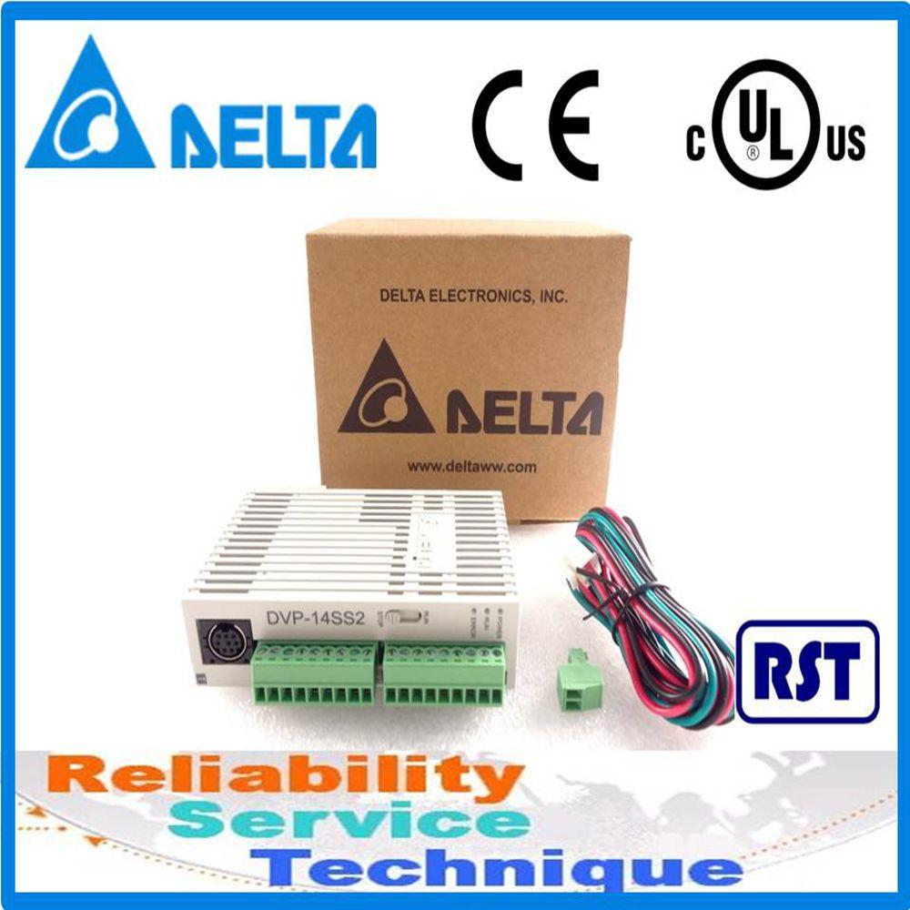Delta DVP-SS2 series Digital extension module DVP-14SS2 PLC