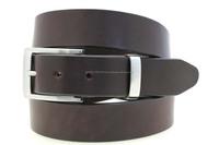 Western Genuine Men Classical Cowhide Leather Casual Dress Belt
