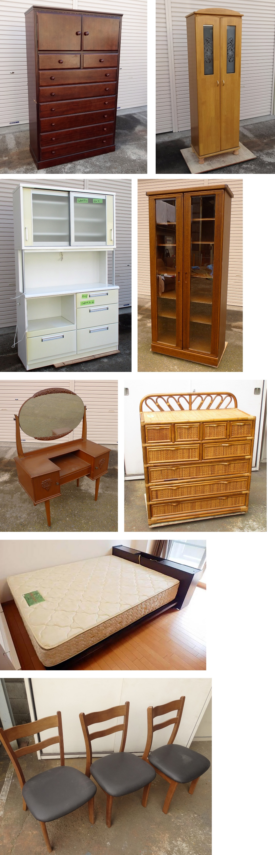 Long lasting Used Japanese Chair Furniture the Drawers The Beds