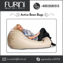 Attractive Eye Catching Colors Active Bean Bag Chair for Sale