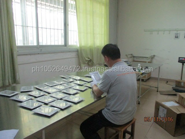 Personalized Note Cards and Envelopes Pre-Shipment Inspection in China