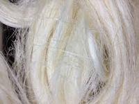 raw white bamboo fiber price