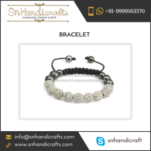 Widely Selling Attractive Shamballa Bracelet at Discounted Rate