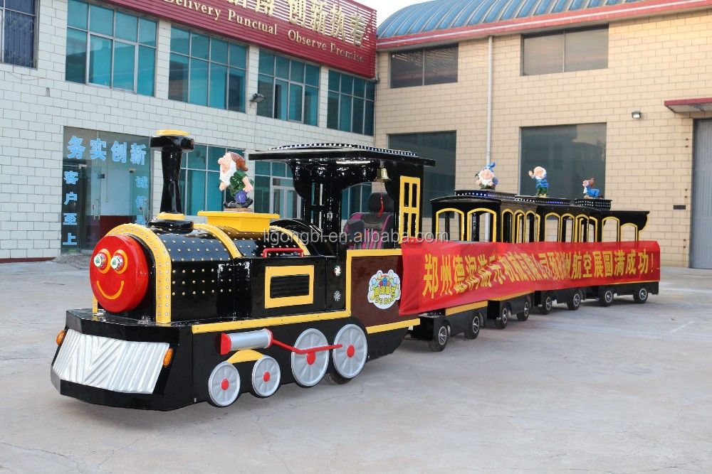 Toy Train Mini Electric Trackless Train Electric Mall Trains Buy Electric Trackless Train