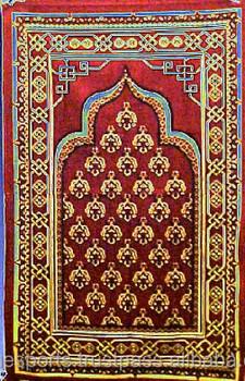 Prayer Mats Islamic Travel Pocket Size Protable Muslim