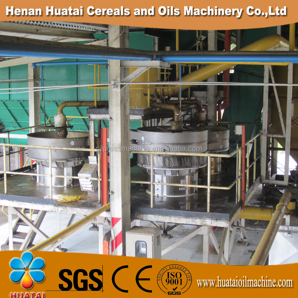 300TPD china suppliers sunflower cooking oil complete production line