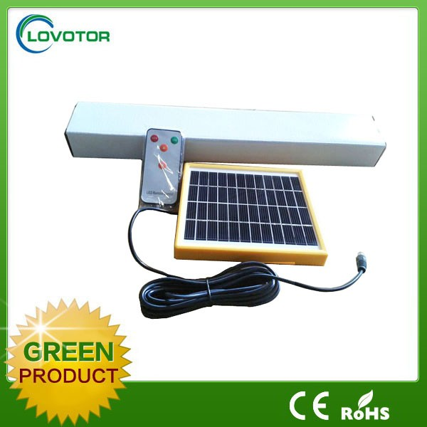 Ac Dc Power Supply Solar Led Tube Light Rechargeable Emergency ...