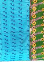 indian cotton kantha bedding quilt