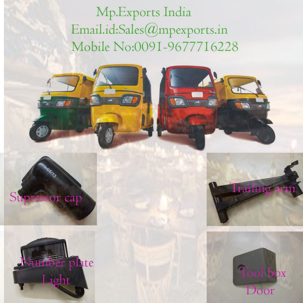 Hot Sale auto tvs three wheeler autorickshaw