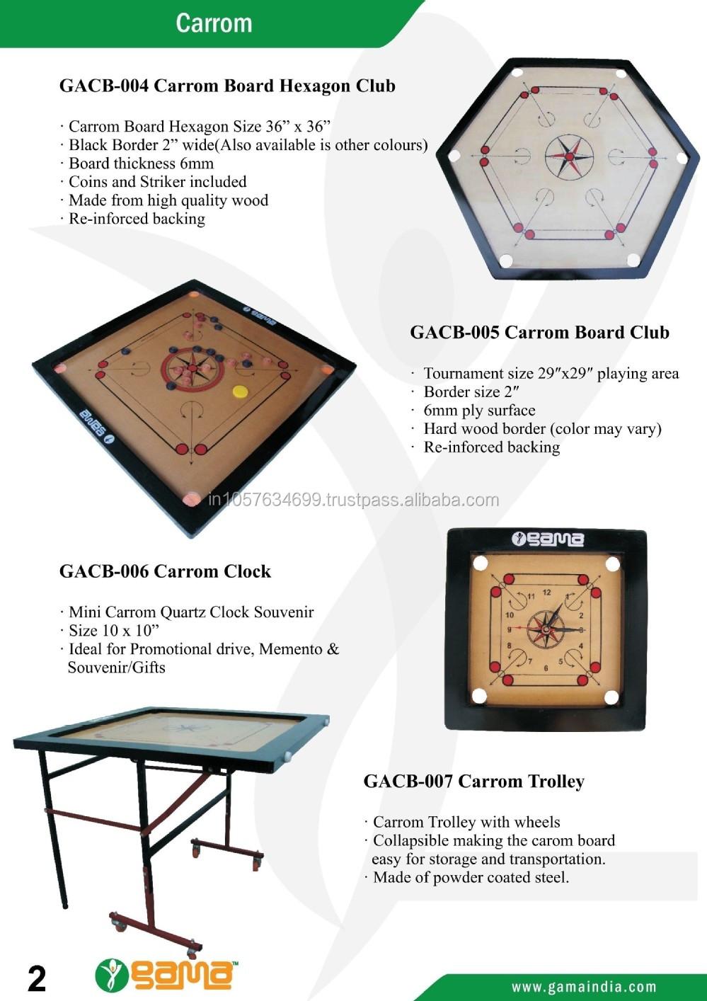 Carrom Board Hexagon Tournament - Buy Hexagon Carrom