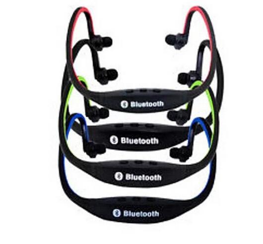 The New Sports Headphones S9 Wireless Headset Universal Stereo ...
