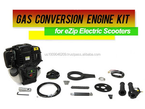 Gas Conversion Engine Kit for eZip Electric Scooters