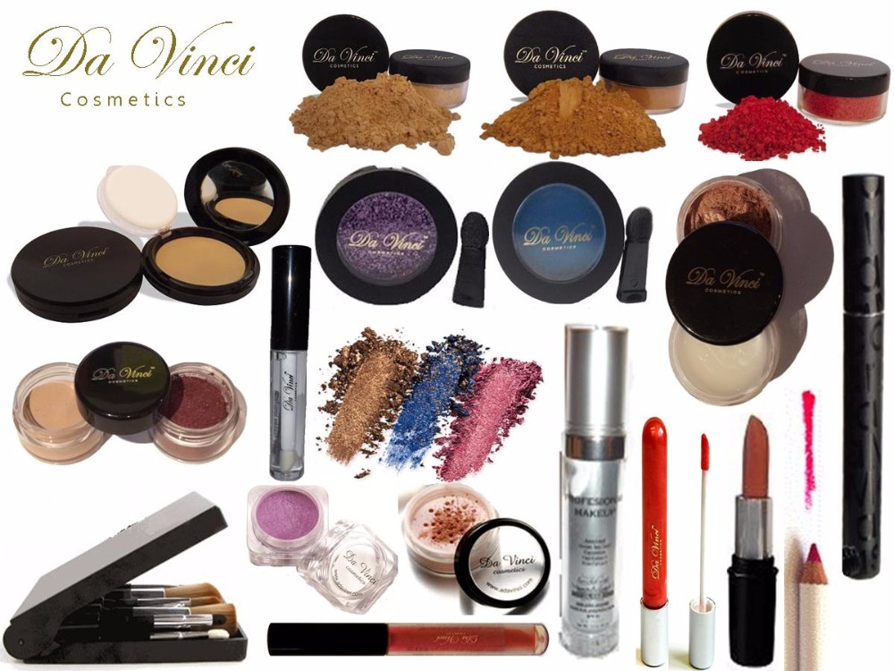 It is a photo of Lucrative Cosmetics Private Label Chatsworth
