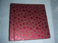 Mulberry Paper photo albums for photographers, wedding photographers, scrapbookers,