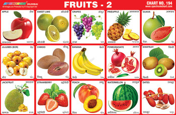 Fruits Sticker Charts Buy Fruits Chart For Kids Kids Fruits Learning Charts Children School Sticker Charts Product On Alibaba Com