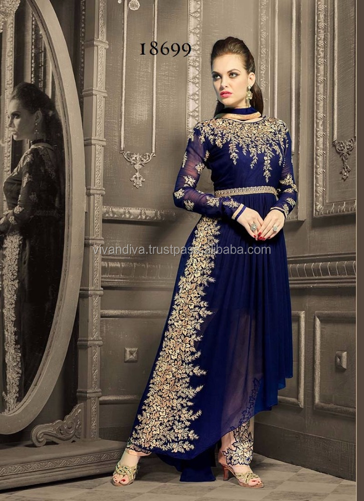 Designer Salwar Suits | Ladies Salwar Suit Designs | Salwar Suit ...