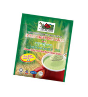 Instant Brown Rice Cereal with Spirulina (Less Sugar) - Is A Health Food Supplement, Enriched With Spirulina, Rich In Minerals