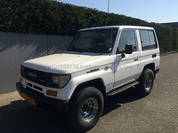 Used Cars - Toyota Land Cruiser 75 Pick Up (lhd 6404 Diesel)